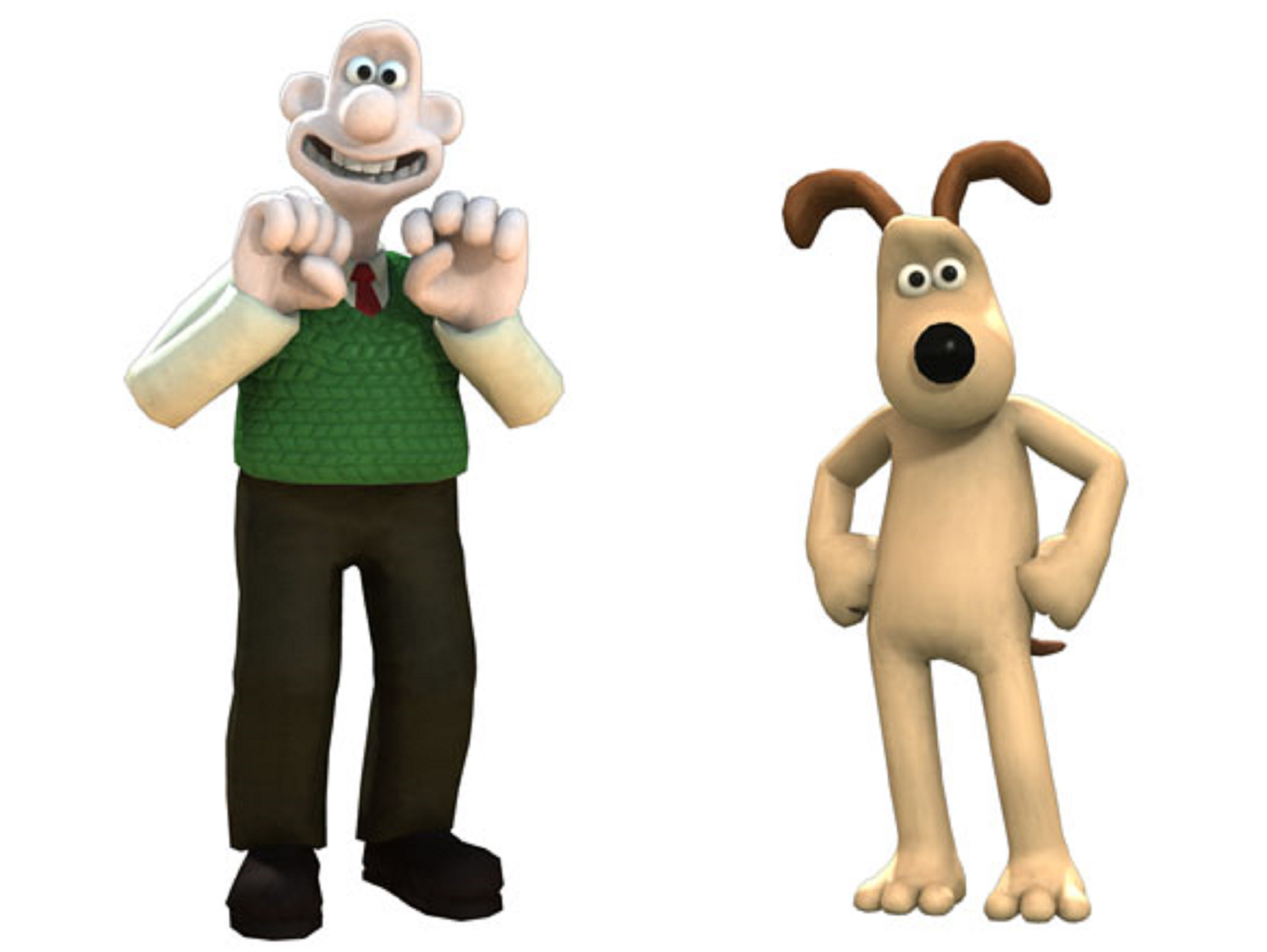 Nice wallpapers Wallace & Gromit 2800x2105px