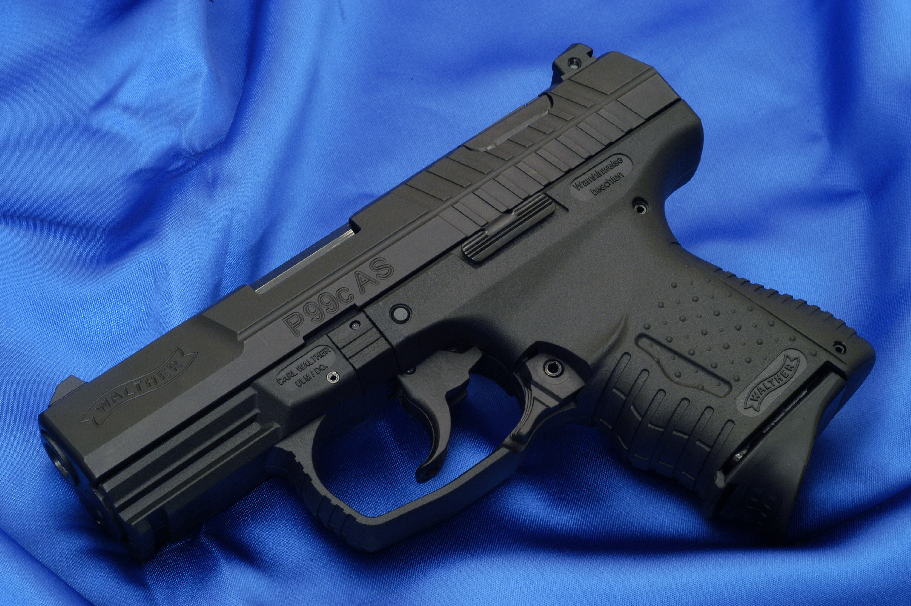 Walther Cp99 Compact Handgun wallpapers, Weapons, HQ Walther