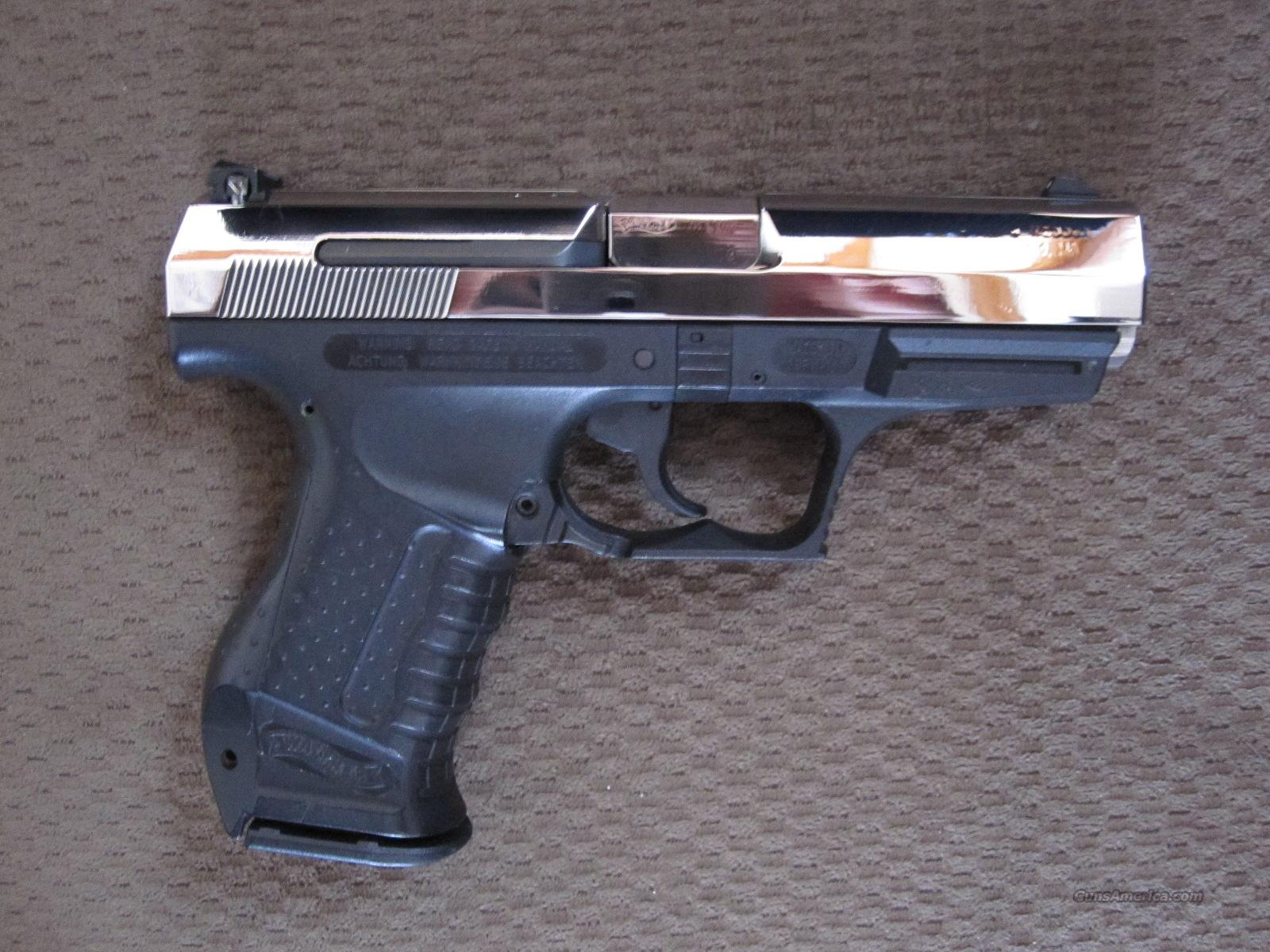 Walther P99 Pistol wallpapers, Weapons, HQ Walther P99