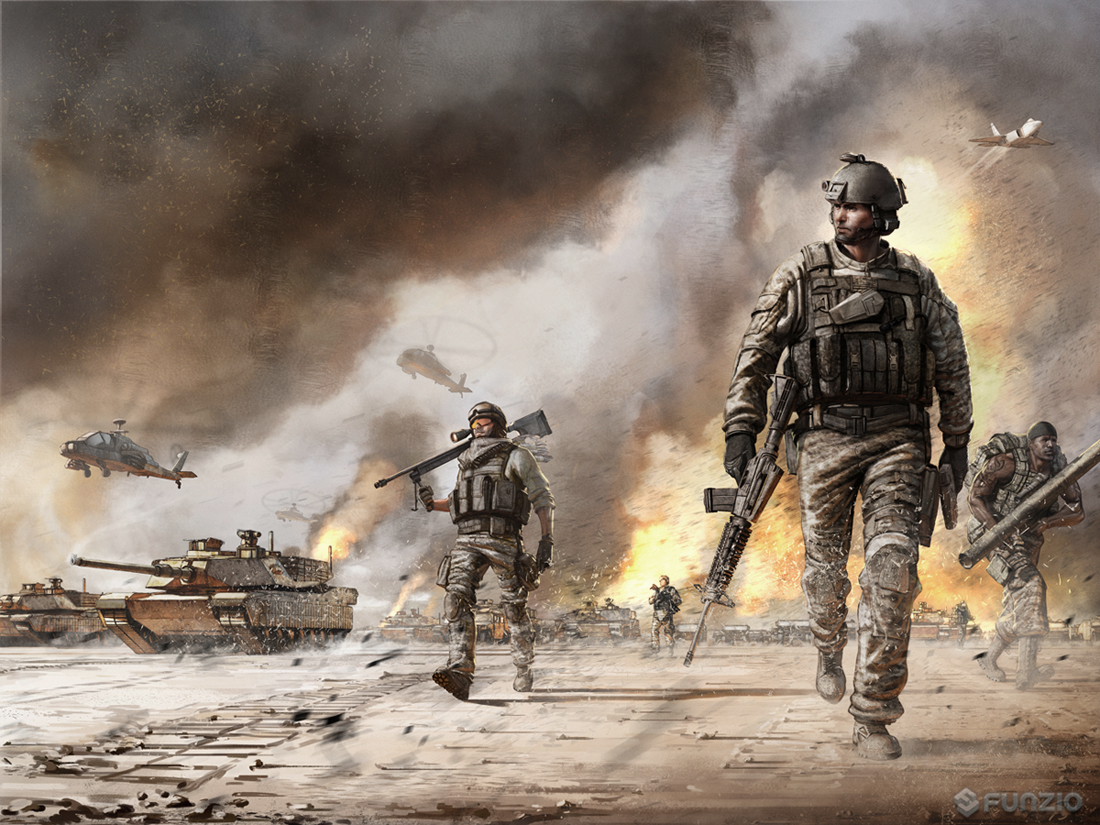 Amazing War Pictures & Backgrounds
