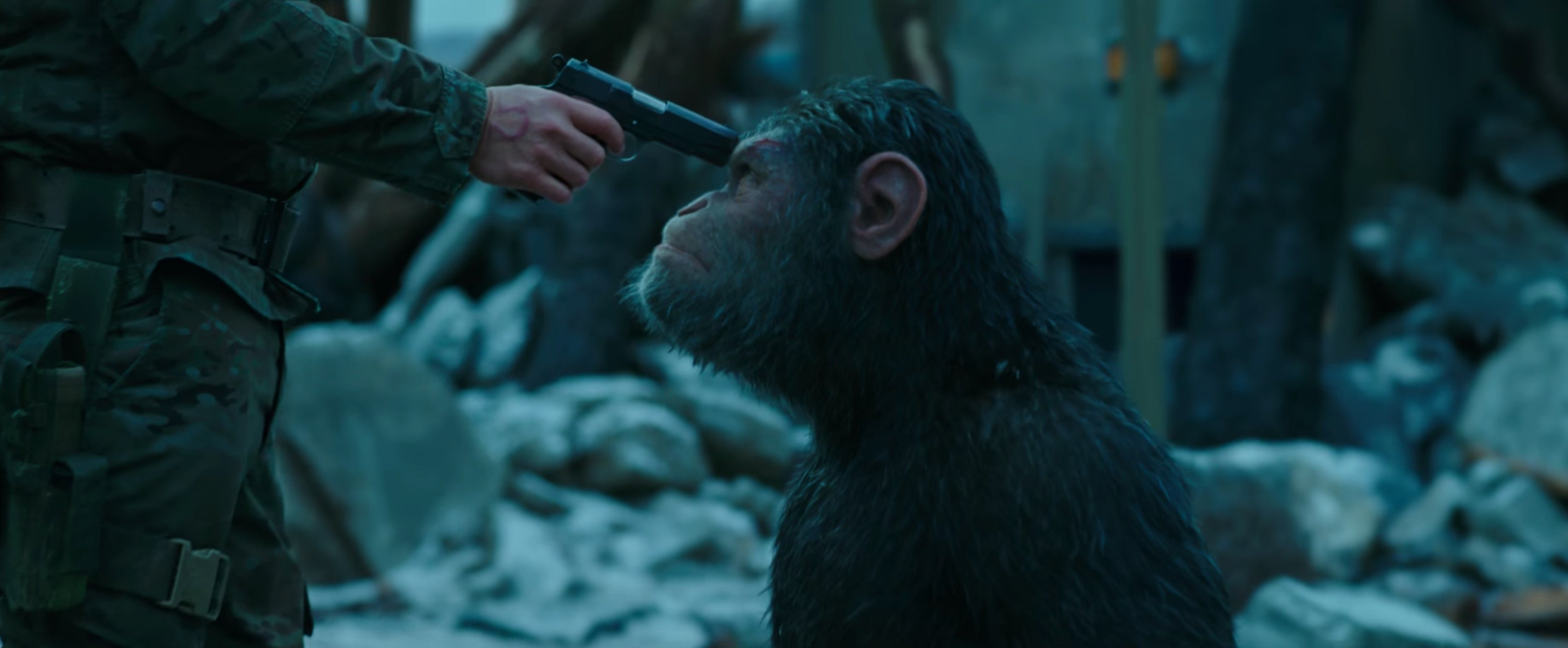 War For The Planet Of The Apes Backgrounds on Wallpapers Vista