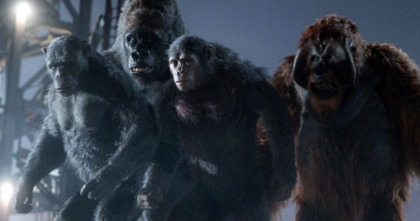 HQ War For The Planet Of The Apes Wallpapers | File 59.87Kb