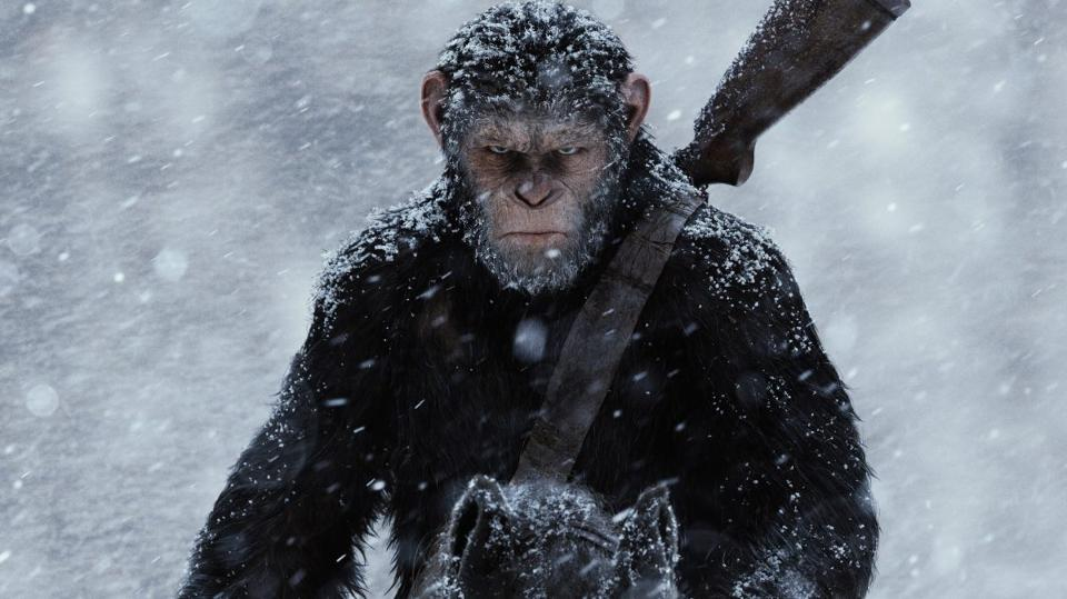 War For The Planet Of The Apes Pics, Movie Collection