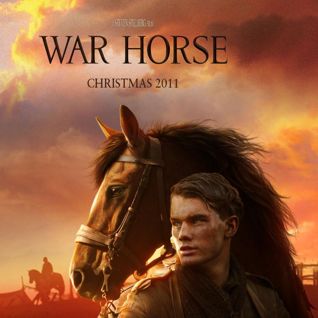 High Resolution Wallpaper | War Horse 1024x1024 px