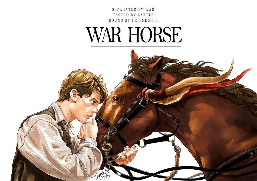 High Resolution Wallpaper | War Horse 900x636 px