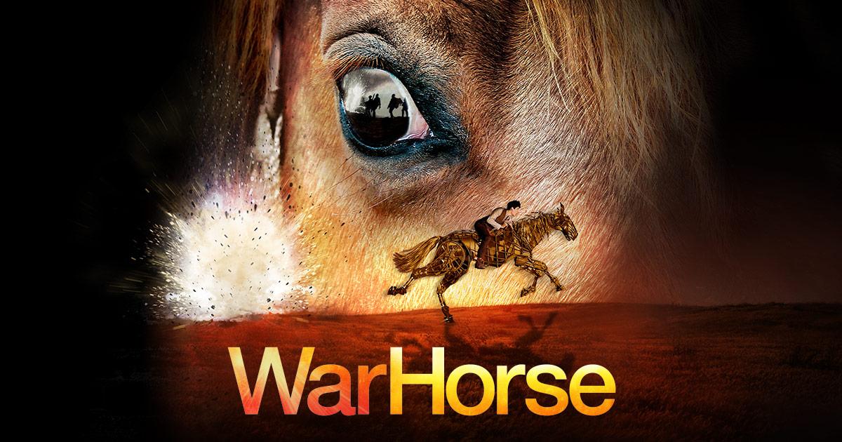 Nice wallpapers War Horse 1200x630px