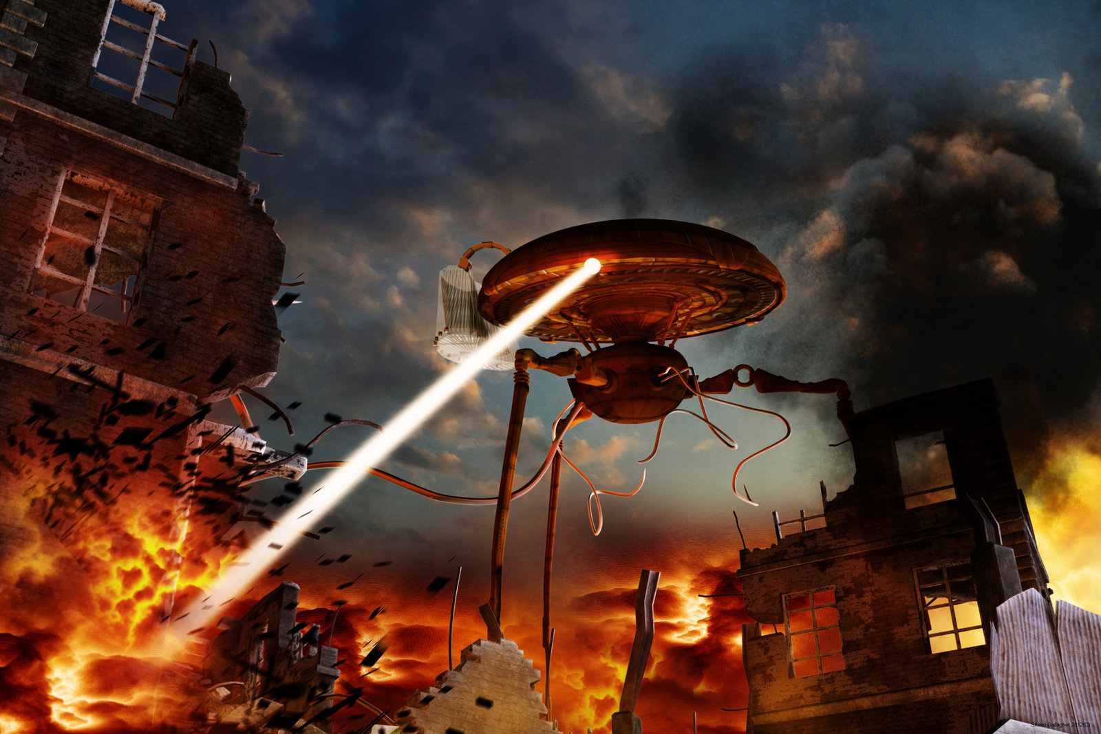 War Of The Worlds Wallpapers Movie Hq War Of The Worlds Pictures