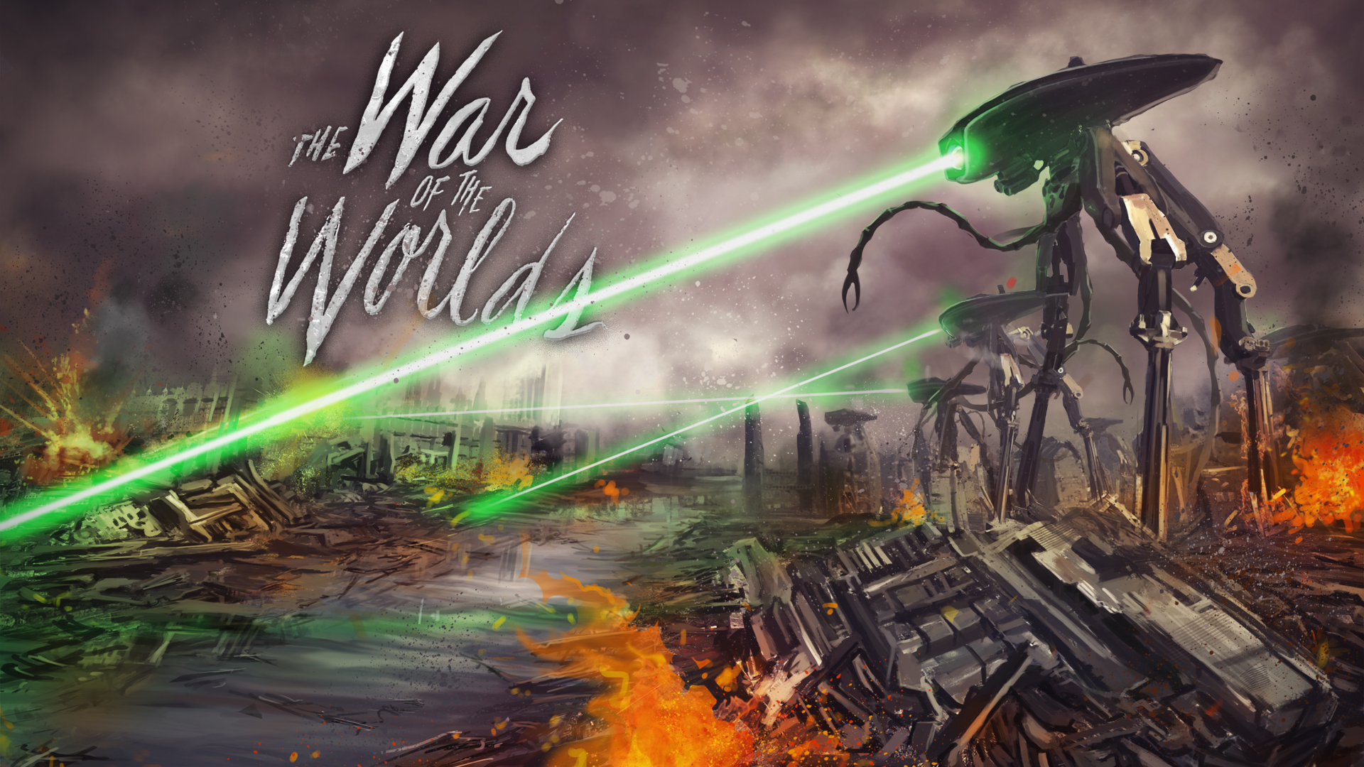 1920x1080 > War Of The Worlds Wallpapers