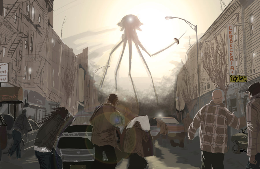 War Of The Worlds Pics, Movie Collection