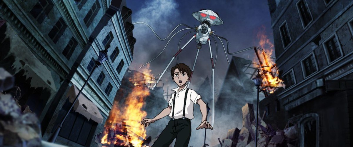 Nice wallpapers War Of The Worlds 1200x500px