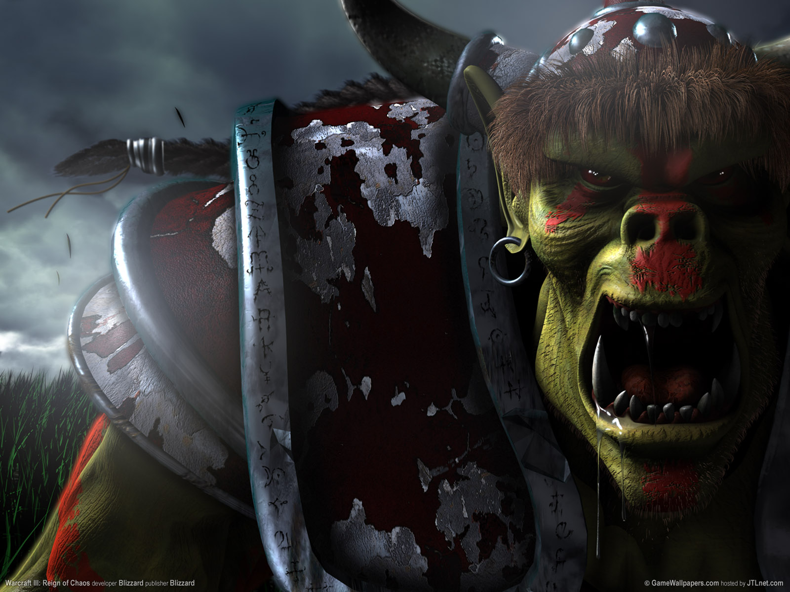 Warcraft Iii Reign Of Chaos Wallpapers Video Game Hq Warcraft