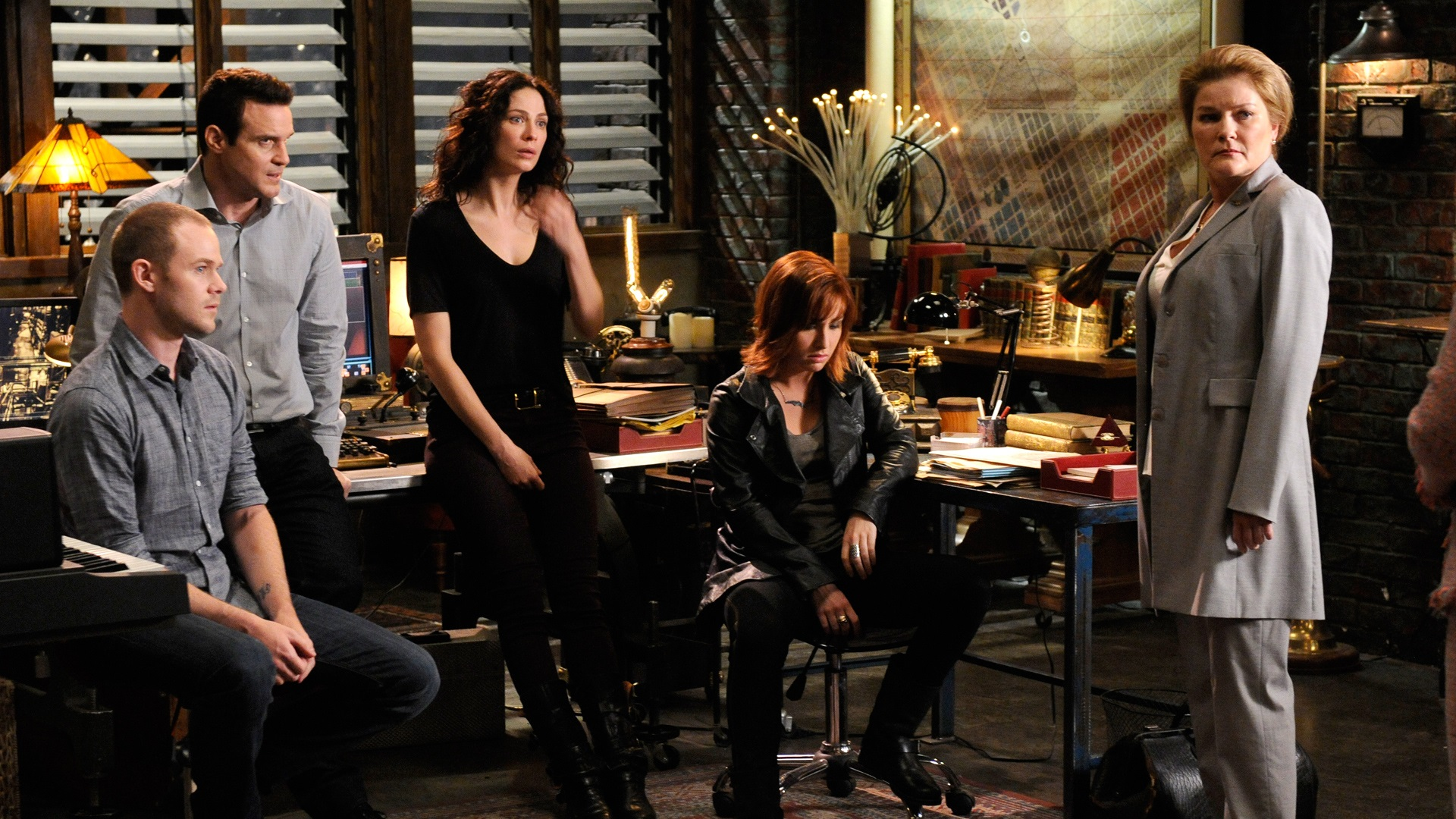 Warehouse 13 Backgrounds on Wallpapers Vista