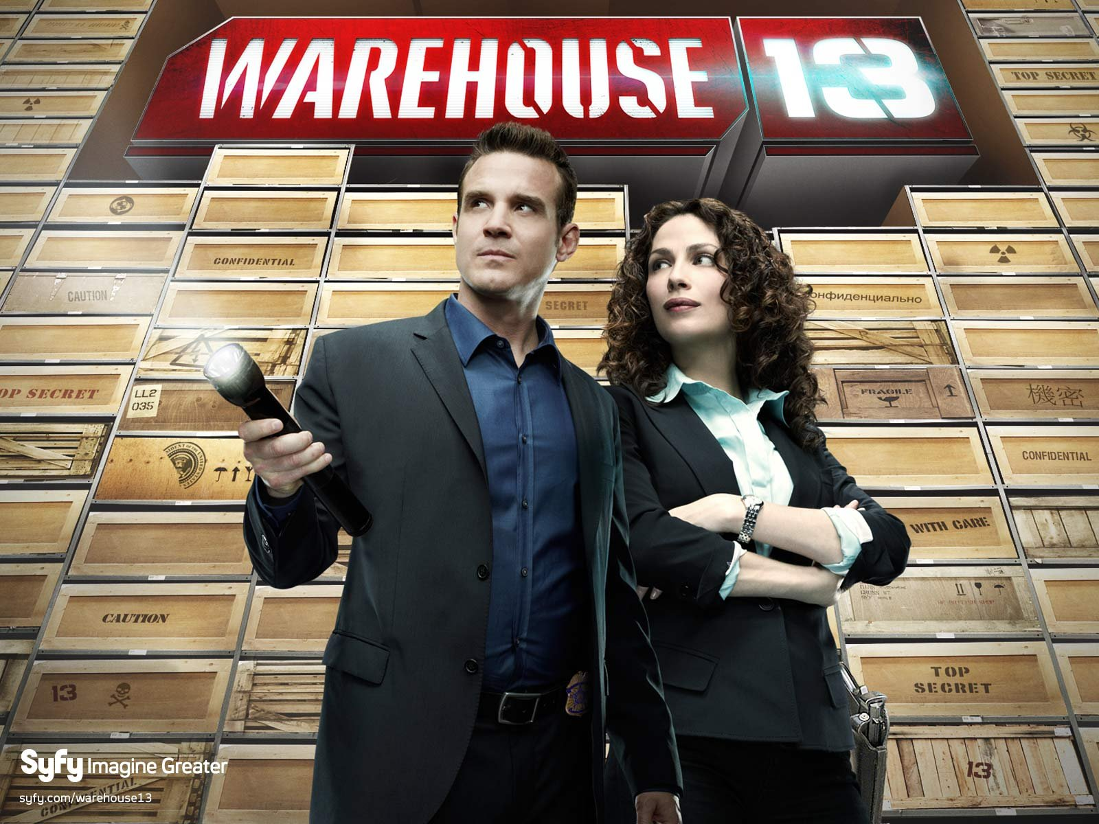 Warehouse 13 High Quality Background on Wallpapers Vista