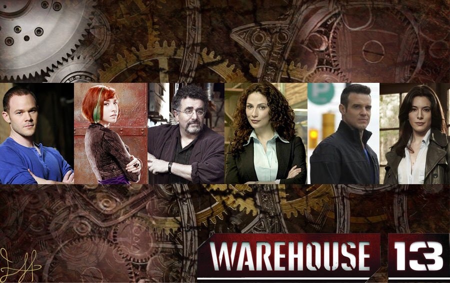 Amazing Warehouse 13 Pictures & Backgrounds