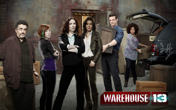 Warehouse 13 Backgrounds, Compatible - PC, Mobile, Gadgets| 600x375 px