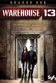 HQ Warehouse 13 Wallpapers | File 17.05Kb
