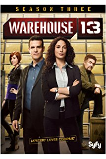 Warehouse 13 Pics, TV Show Collection