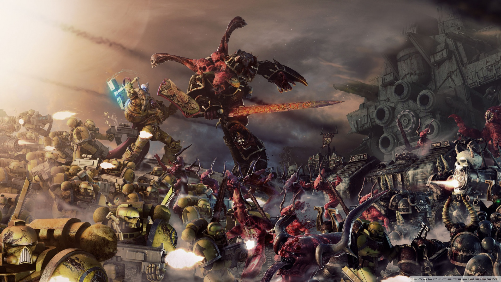 Warhammer 40k Wallpapers Video Game Hq Warhammer 40k Pictures 4k Wallpapers 2019