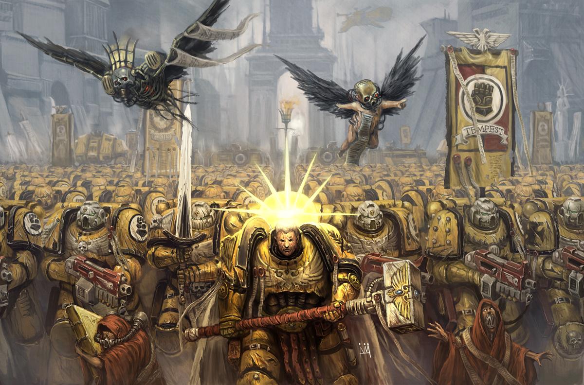 Warhammer 40K Backgrounds on Wallpapers Vista