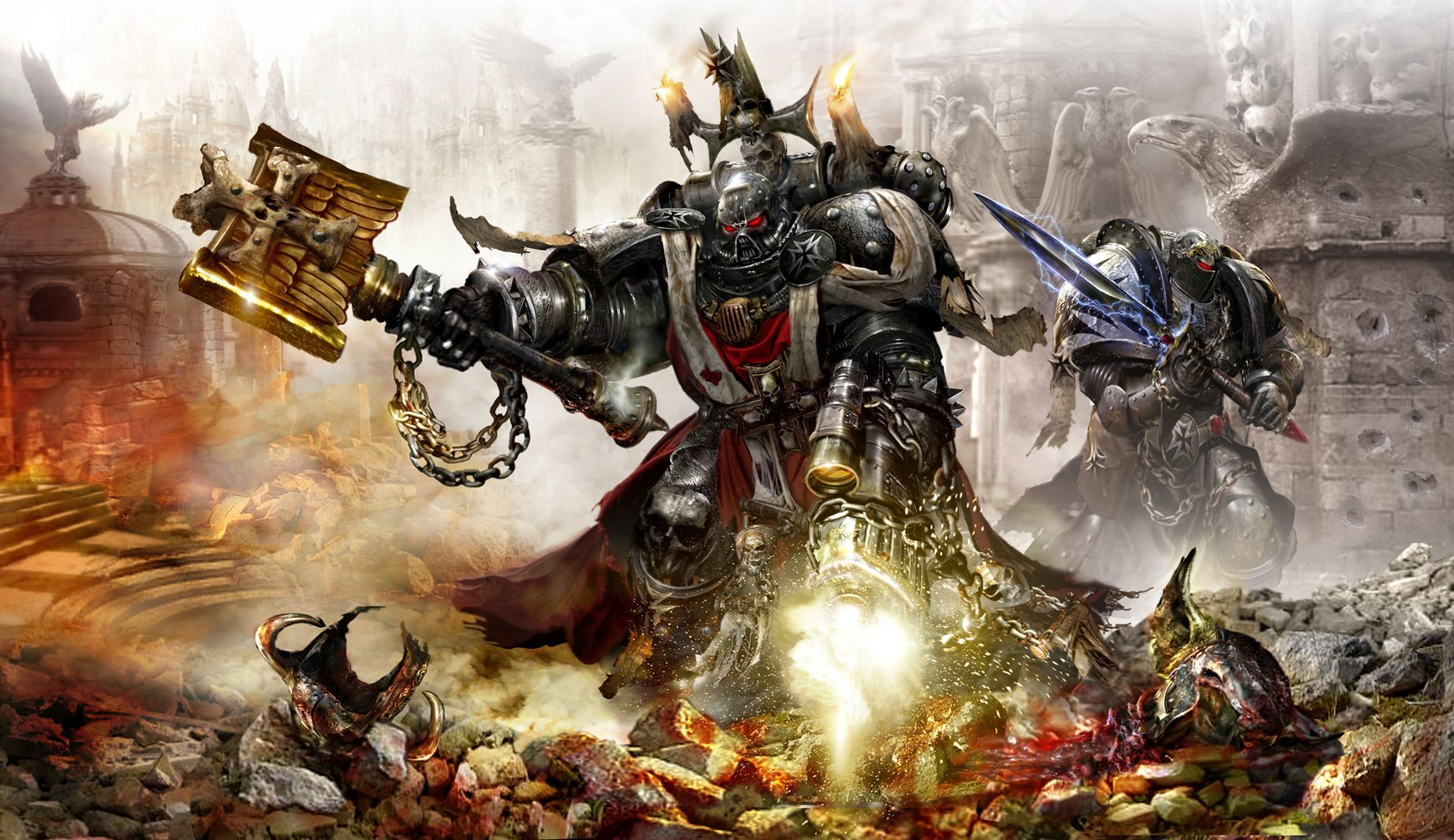 Images of Warhammer 40K | 1741x1006