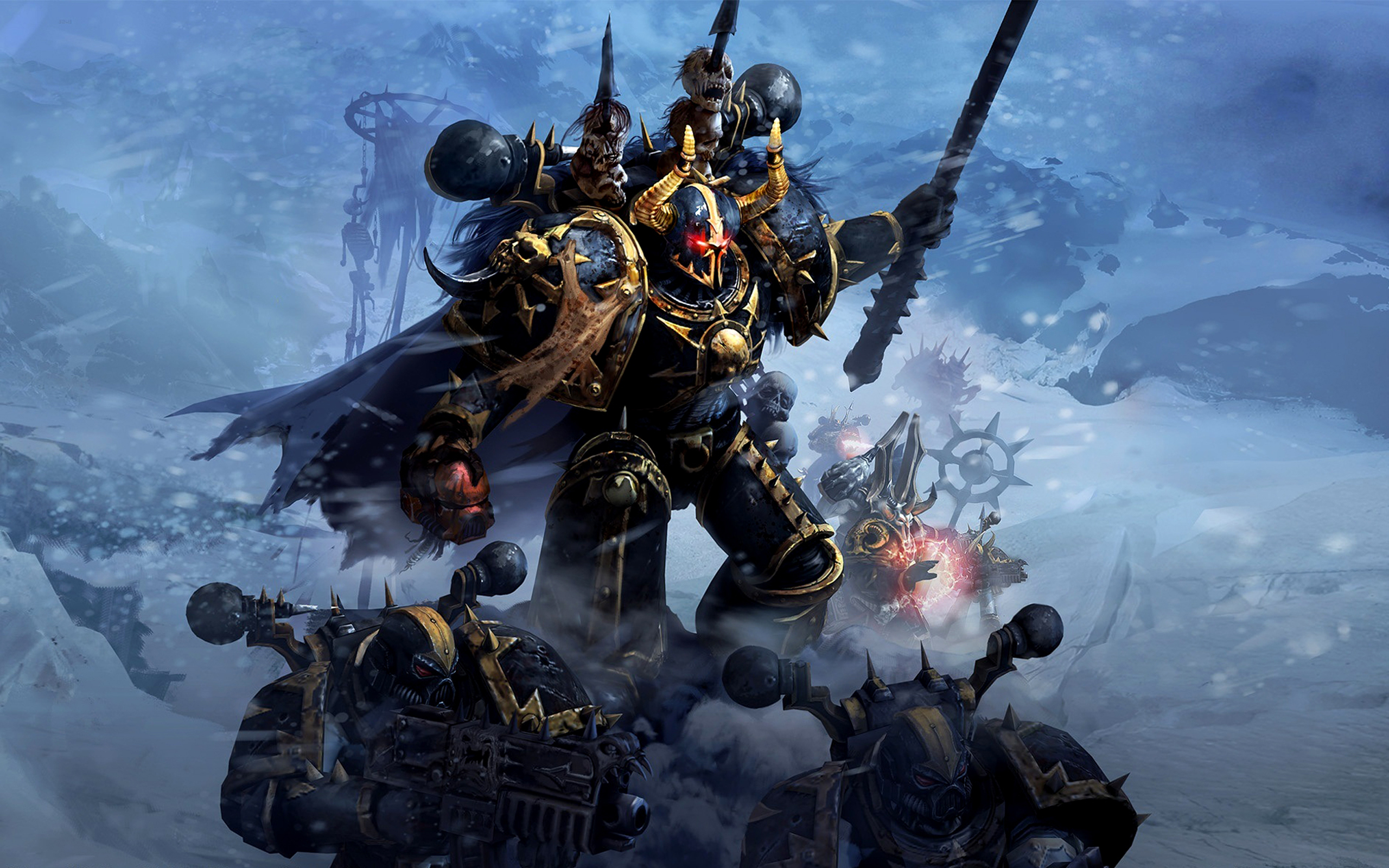 2560x1600 > Warhammer 40K Wallpapers