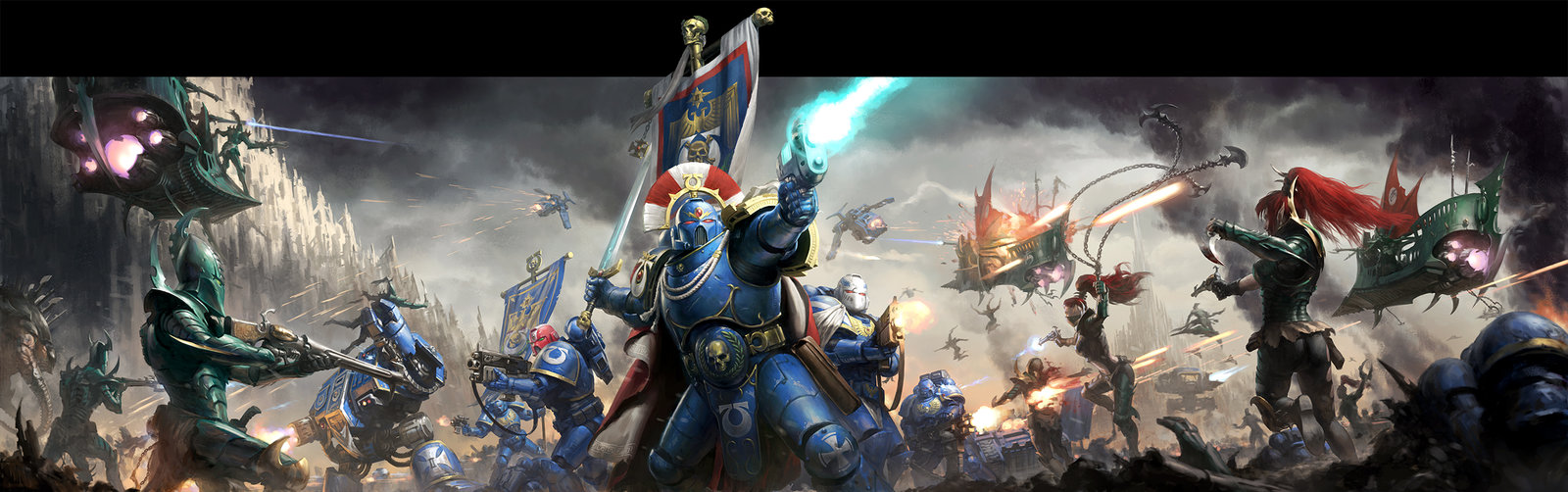 Warhammer 40K High Quality Background on Wallpapers Vista