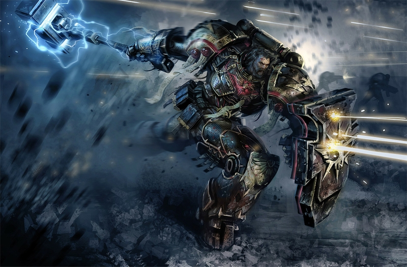 HQ Warhammer 40K Wallpapers | File 351.04Kb