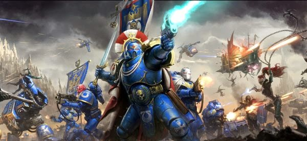 Images of Warhammer 40K | 600x276