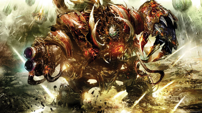 Warhammer 40K Pics, Video Game Collection