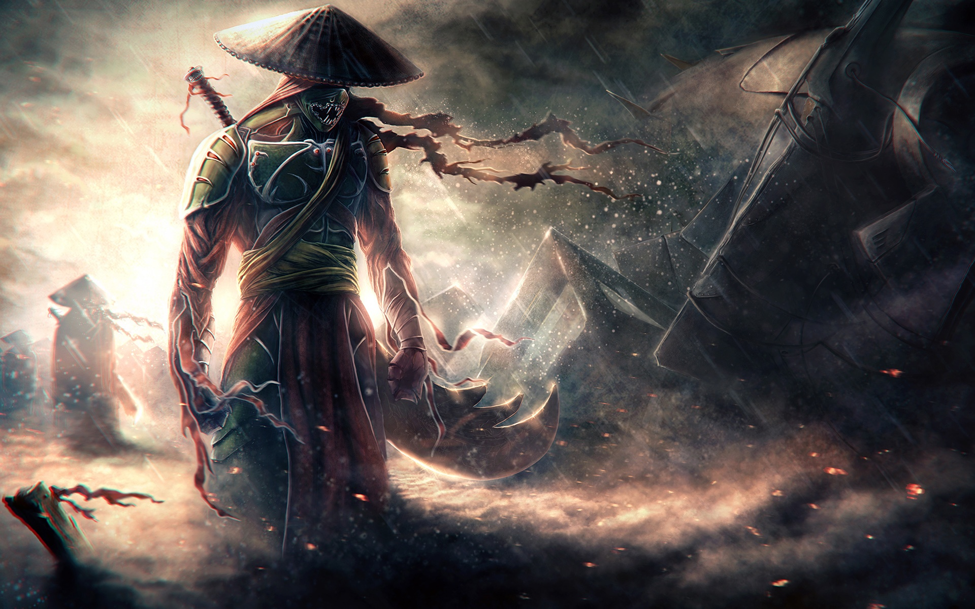 Amazing Warrior Pictures & Backgrounds
