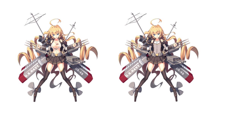 High Resolution Wallpaper | Warship Girls 1186x600 px