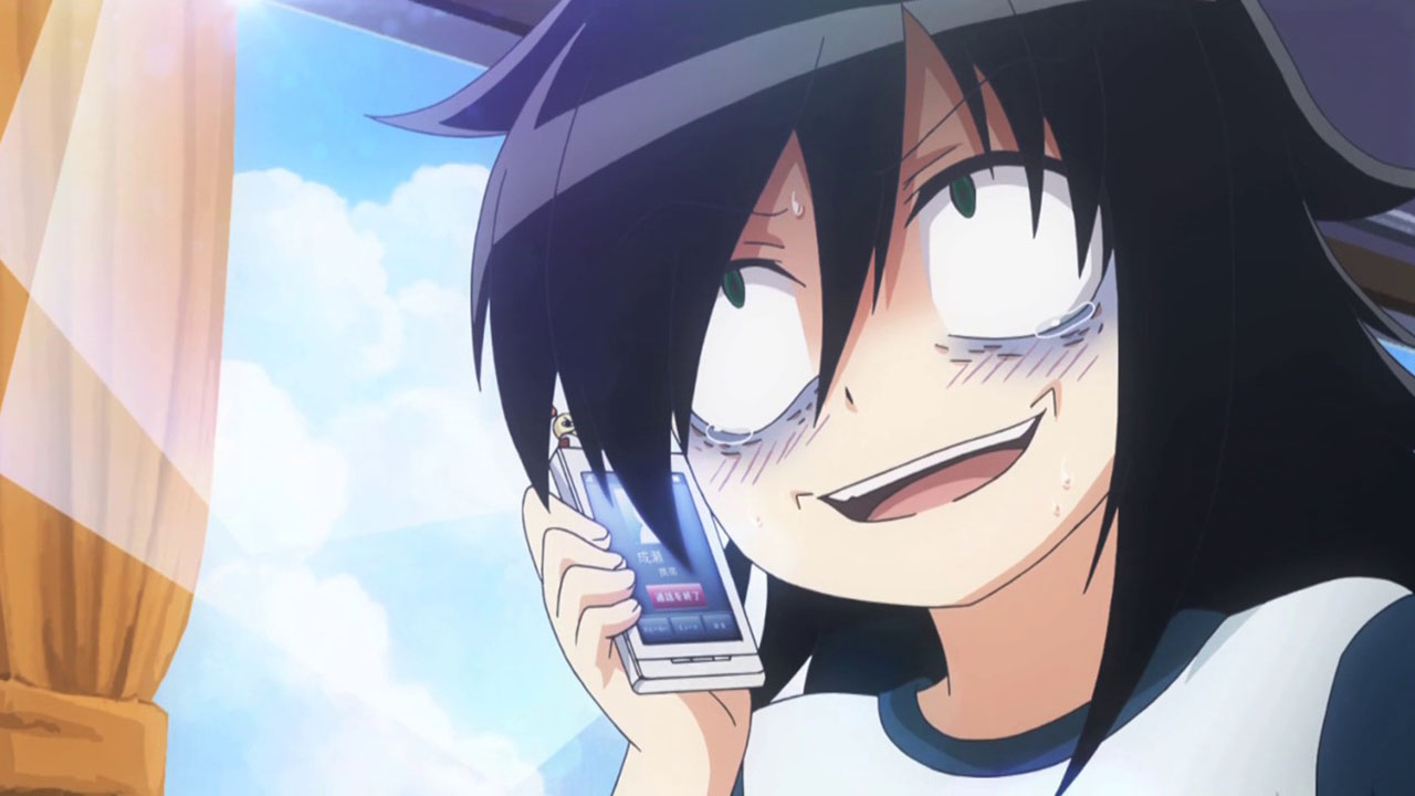 Nice Images Collection: Watamote Desktop Wallpapers