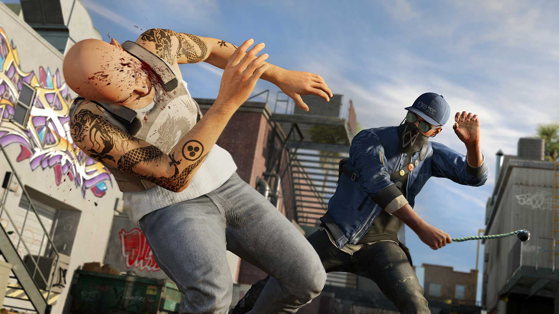Watch Dogs 2 Wallpapers Video Game Hq Watch Dogs 2 Pictures 4k