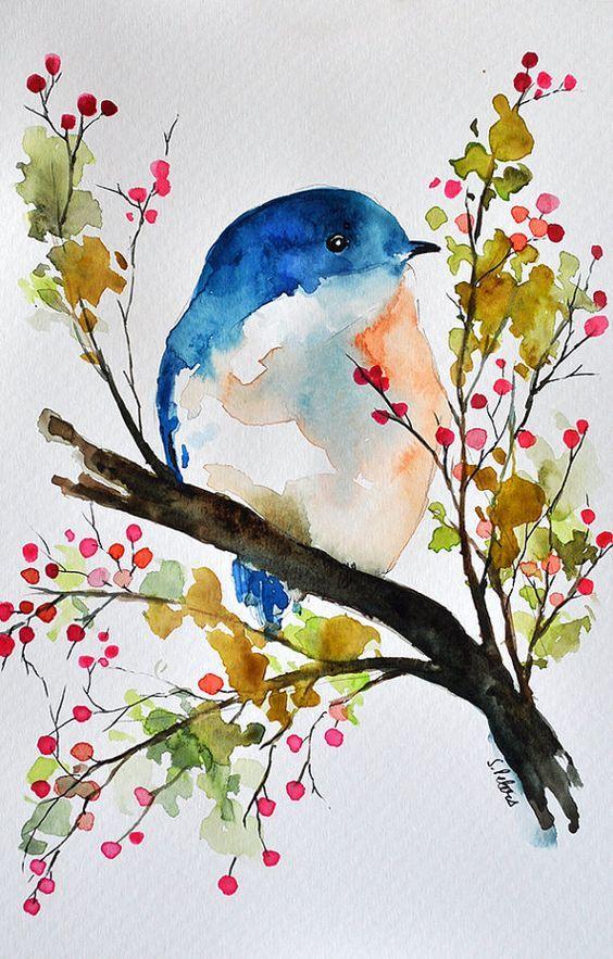 Watercolor Backgrounds, Compatible - PC, Mobile, Gadgets| 564x883 px