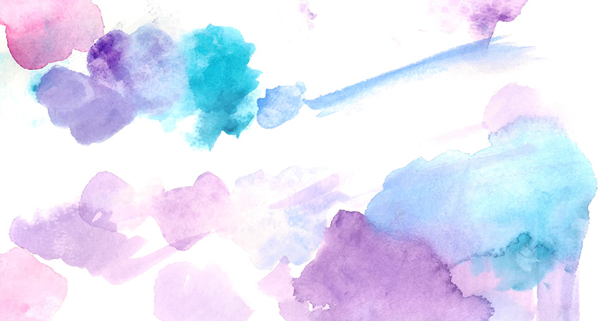 Amazing Watercolor Pictures & Backgrounds