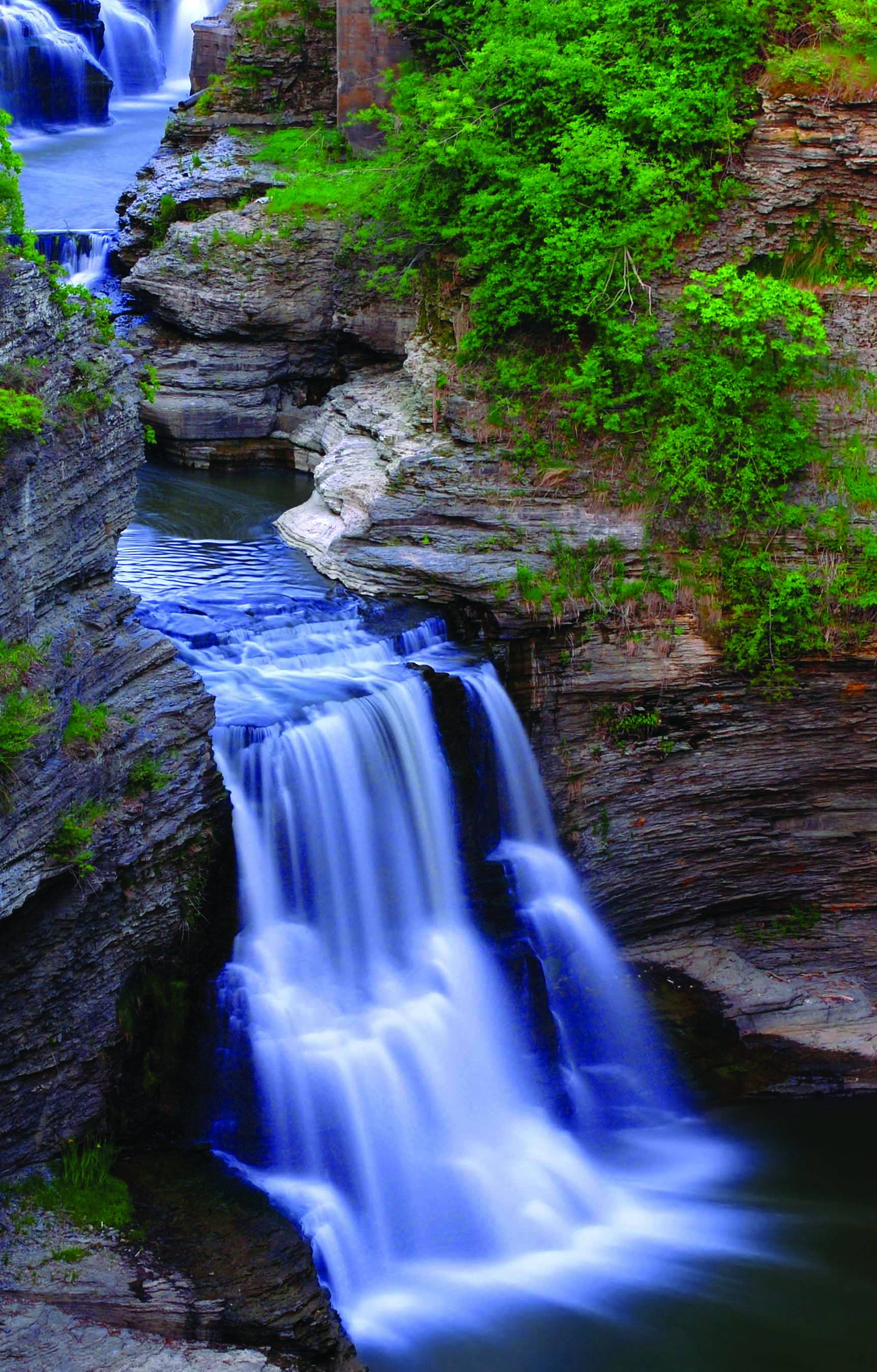Waterfall Backgrounds, Compatible - PC, Mobile, Gadgets| 1725x2700 px