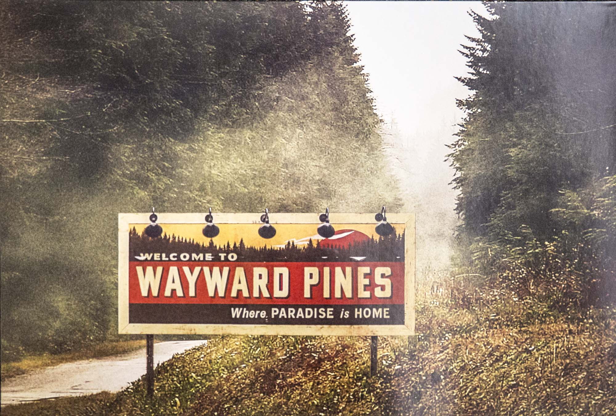 Amazing Wayward Pines Pictures & Backgrounds