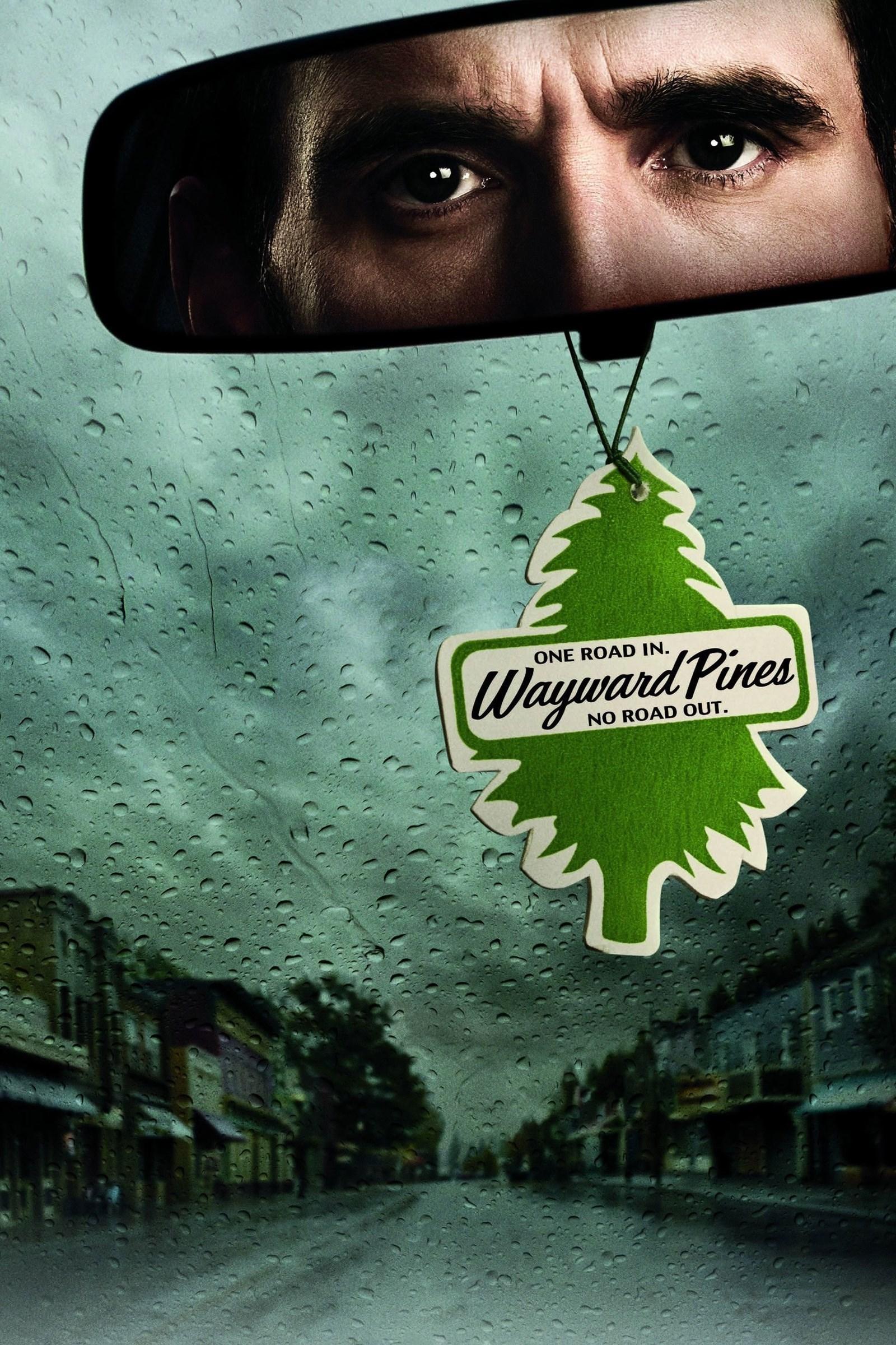 Nice Images Collection: Wayward Pines Desktop Wallpapers