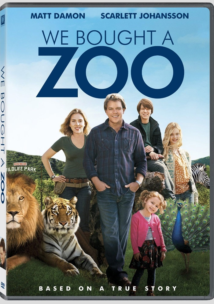 HQ We Bought A Zoo Wallpapers | File 227.07Kb