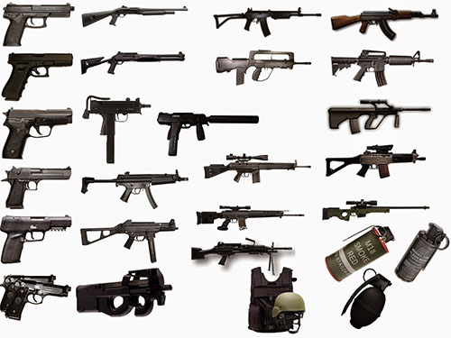 Nice Images Collection: Weapon Desktop Wallpapers