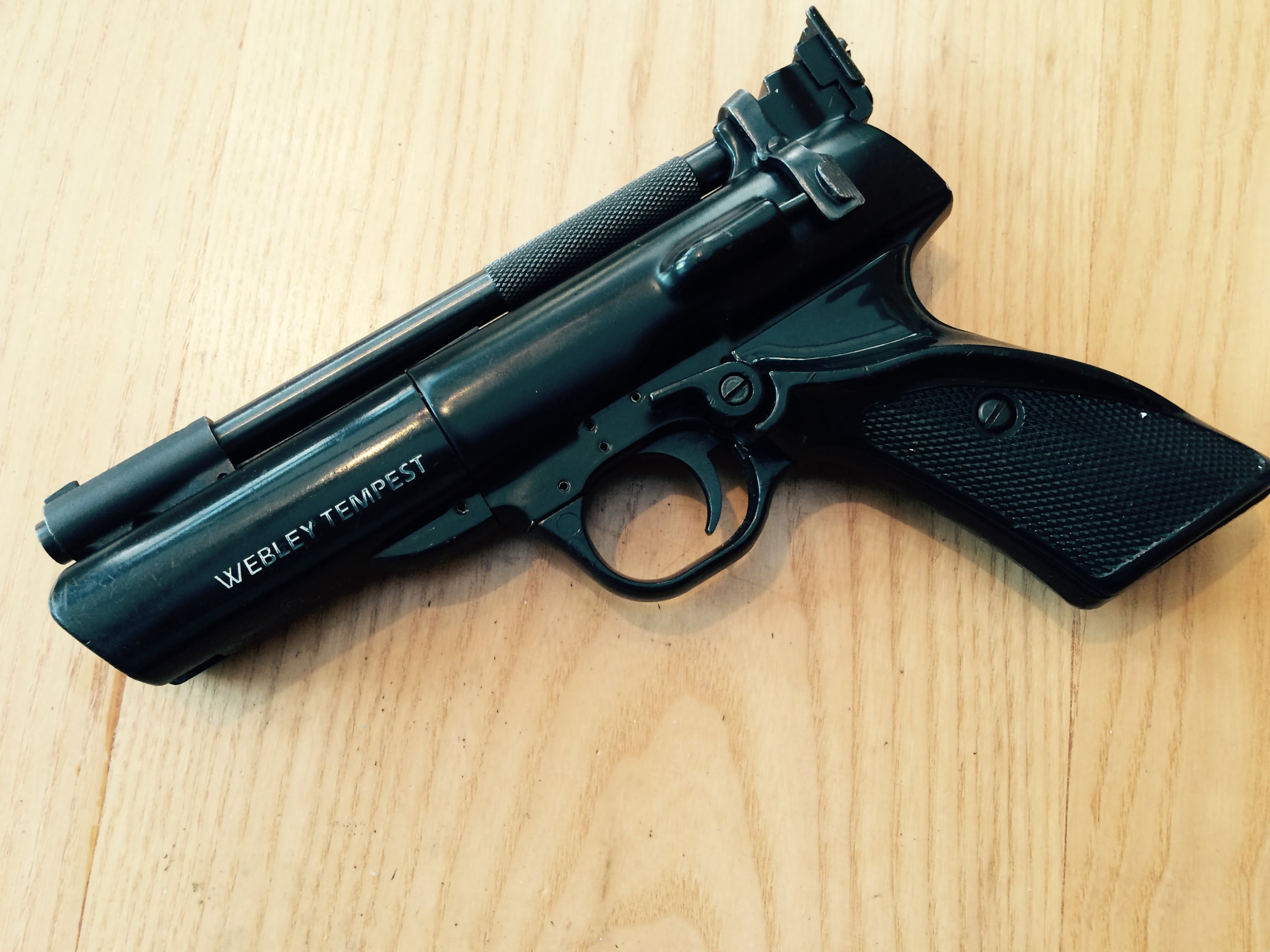 Webley Tempest Air Pistol wallpapers, Weapons, HQ Webley ...
