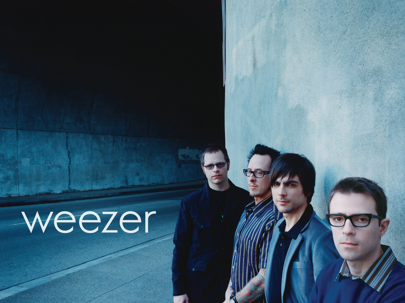 High Resolution Wallpaper | Weezer 1600x1200 px