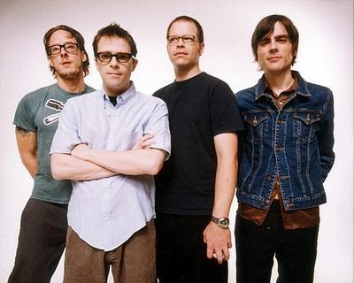 Nice Images Collection: Weezer Desktop Wallpapers