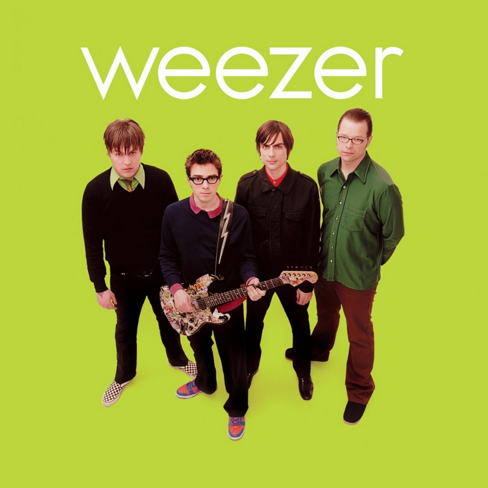 HQ Weezer Wallpapers | File 591.35Kb