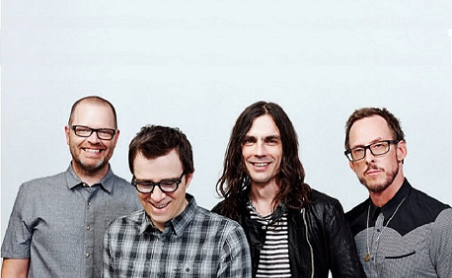 HD Quality Wallpaper | Collection: Music, 650x400 Weezer