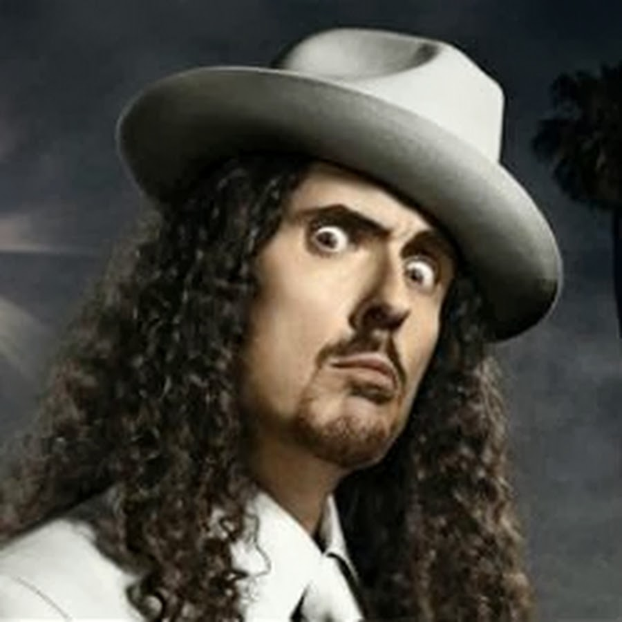 Nice Images Collection: Weird Al Yankovic Desktop Wallpapers