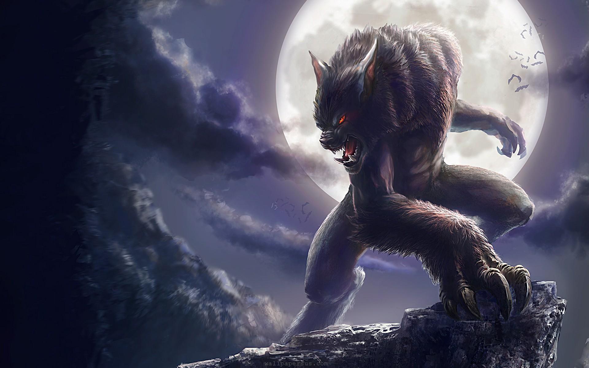 1920x1200 > Werewolf Wallpapers