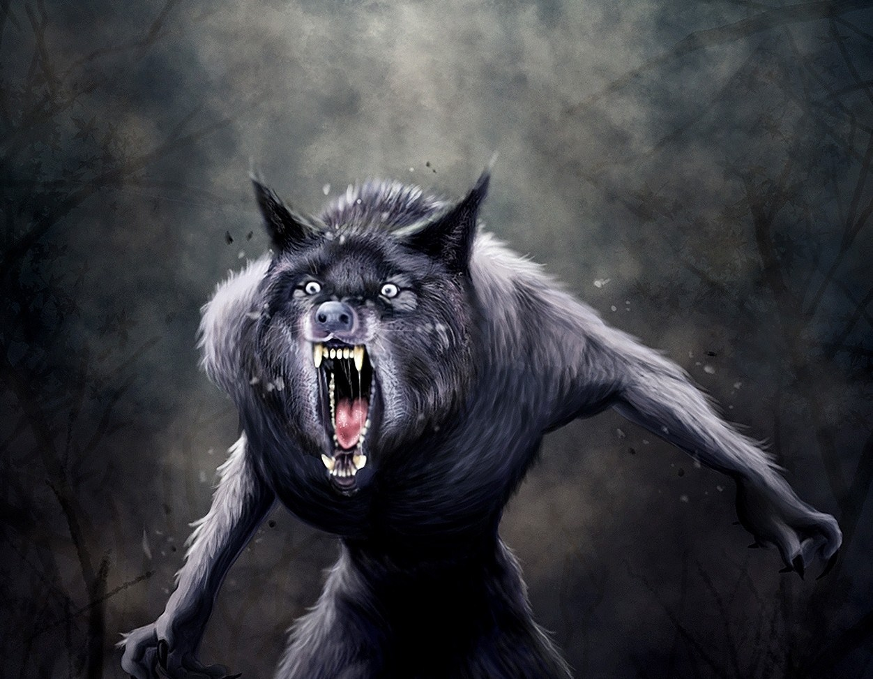 HQ Werewolf Wallpapers | File 239.08Kb