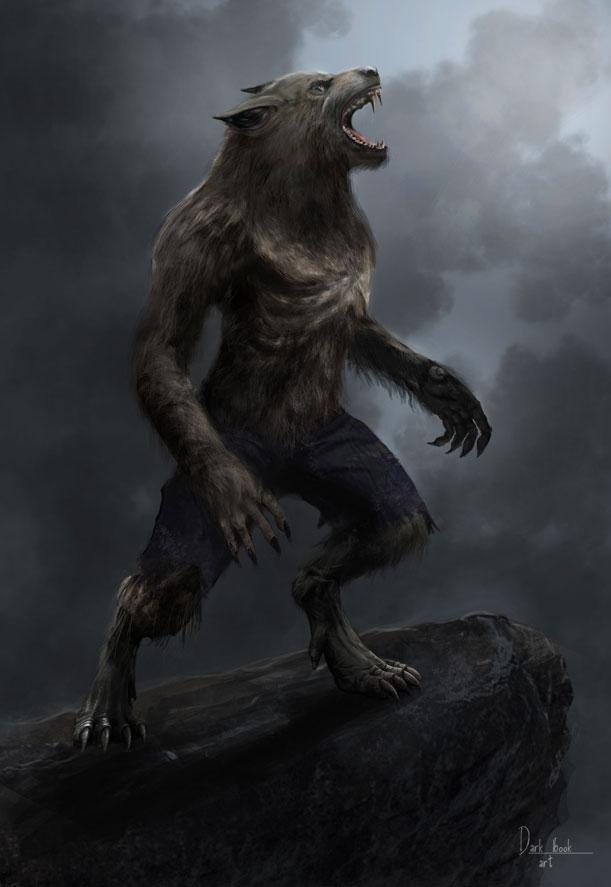 Werewolf Pics, Dark Collection