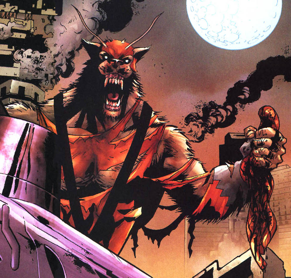 Werewolves (Earth-7085) Pics, Comics Collection